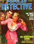 Popular Detective (1934-1953 Beacon/Better) Pulp Vol. 40 #1