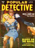 Popular Detective (1934-1953 Beacon/Better) Pulp Vol. 40 #2