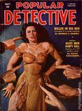 Popular Detective (1934-1953 Beacon/Better) Pulp Vol. 40 #3