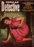 Popular Detective (1934-1953 Beacon/Better) Pulp Vol. 41 #3