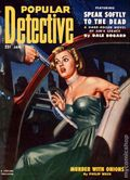 Popular Detective (1934-1953 Beacon/Better) Pulp Vol. 42 #1