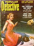 Popular Detective (1934-1953 Beacon/Better) Pulp Vol. 42 #3