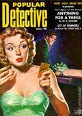 Popular Detective (1934-1953 Beacon/Better) Pulp Vol. 43 #3