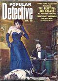 Popular Detective (1934-1953 Beacon/Better) Pulp Vol. 44 #1