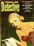 Popular Detective (1934-1953 Beacon/Better) Pulp Vol. 44 #2