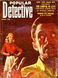 Popular Detective (1934-1953 Beacon/Better) Pulp Vol. 45 #1
