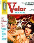 Valor For Men (1957-1959 Skye Publishing) Vol. 2 #1