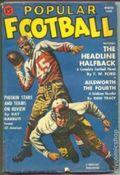 Popular Football (1941-1951 Standard Magazines) Pulp Vol. 2 #1