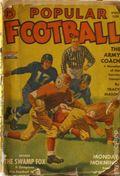 Popular Football (1941-1951 Standard Magazines) Pulp Vol. 3 #1
