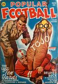 Popular Football (1941-1951 Standard Magazines) Pulp Vol. 4 #2
