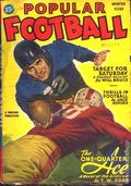 Popular Football (1941-1951 Standard Magazines) Pulp Vol. 5 #1