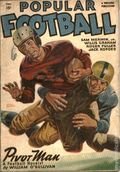 Popular Football (1941-1951 Standard Magazines) Pulp Vol. 5 #2