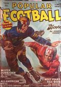 Popular Football (1941-1951 Standard Magazines) Pulp Vol. 5 #3