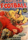 Popular Football (1941-1951 Standard Magazines) Pulp Vol. 6 #1
