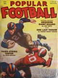 Popular Football (1941-1951 Standard Magazines) Pulp Vol. 6 #2