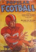 Popular Football (1941-1951 Standard Magazines) Pulp Vol. 6 #3