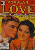 Popular Love (1936-1955 Beacon/Better) Pulp Vol. 1 #1