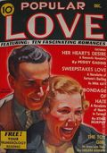 Popular Love (1936-1955 Beacon/Better) Pulp Vol. 1 #3