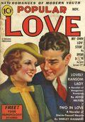 Popular Love (1936-1955 Beacon/Better) Pulp Vol. 6 #2