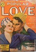 Popular Love (1936-1955 Beacon/Better) Pulp Vol. 8 #3