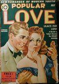 Popular Love (1936-1955 Beacon/Better) Pulp Vol. 9 #2