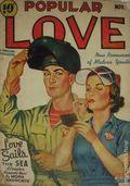 Popular Love (1936-1955 Beacon/Better) Pulp Vol. 15 #2