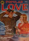 Popular Love (1936-1955 Beacon/Better) Pulp Vol. 19 #2