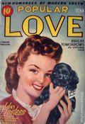 Popular Love (1936-1955 Beacon/Better) Pulp Vol. 21 #2