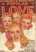 Popular Love (1936-1955 Beacon/Better) Pulp Vol. 22 #1