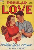 Popular Love (1936-1955 Beacon/Better) Pulp Vol. 26 #3