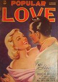 Popular Love (1936-1955 Beacon/Better) Pulp Vol. 28 #1