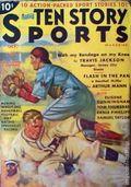 Ten Story Sport (1937-1941 Columbia) 1st Series Vol. 5 #1