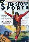 Ten Story Sport (1937-1941 Columbia) 1st Series Vol. 5 #2