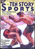Ten Story Sport (1937-1941 Columbia) 1st Series Vol. 5 #4
