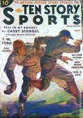 Ten Story Sport (1937-1941 Columbia) 1st Series Vol. 5 #5