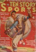 Ten Story Sport (1937-1941 Columbia) 1st Series Vol. 5 #6