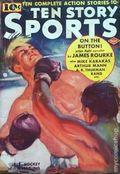 Ten Story Sport (1937-1941 Columbia) 1st Series Vol. 6 #2