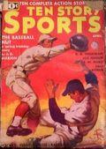 Ten Story Sport (1937-1941 Columbia) 1st Series Vol. 6 #3