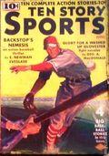Ten Story Sport (1937-1941 Columbia) 1st Series Vol. 6 #4