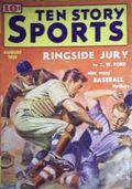 Ten Story Sport (1937-1941 Columbia) 1st Series Vol. 6 #5