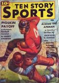 Ten Story Sport (1937-1941 Columbia) 1st Series Vol. 7 #1