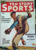 Ten Story Sport (1937-1941 Columbia) 1st Series Vol. 7 #2