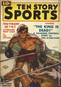 Ten Story Sport (1937-1941 Columbia) 1st Series Vol. 7 #3