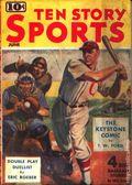 Ten Story Sport (1937-1941 Columbia) 1st Series Vol. 7 #5