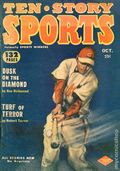 Ten Story Sports (1952-1957 Columbia) Pulp 2nd Series Vol. 6 #3