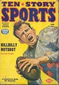 Ten Story Sports (1952-1957 Columbia) Pulp 2nd Series Vol. 6 #4