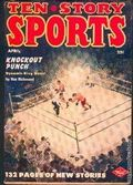 Ten Story Sports (1952-1957 Columbia) Pulp 2nd Series Vol. 6 #5