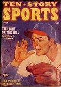 Ten Story Sports (1952-1957 Columbia) Pulp 2nd Series Vol. 6 #6