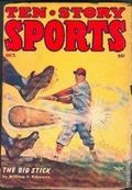 Ten Story Sports (1952-1957 Columbia) Pulp 2nd Series Vol. 7 #1