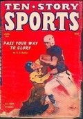Ten Story Sports (1952-1957 Columbia) Pulp 2nd Series Vol. 7 #2